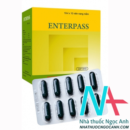 enterpass là thuốc gì