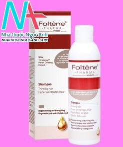 Foltene Shampoo For Women