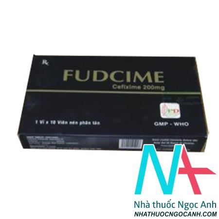 Fudcime là thuốc gì