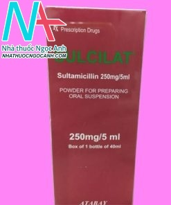 Sulcilat 250mg/5ml