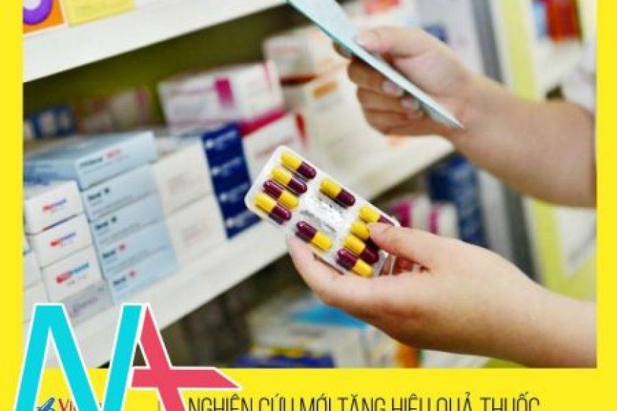 Nghiên cứu mới tăng hiệu quả thuốc kháng sinh và ngăn chặn đề kháng kháng sinh.