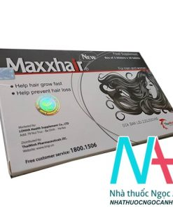maxxhair giá bao nhiêu