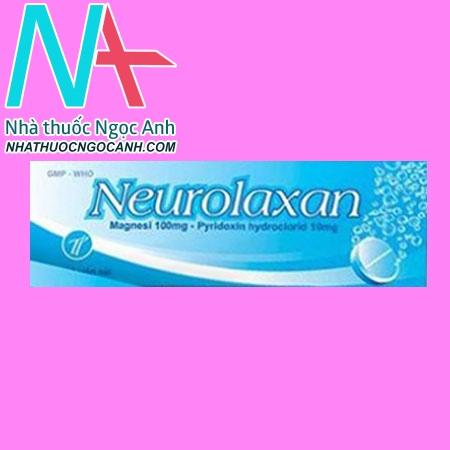 Neurolaxan sủi