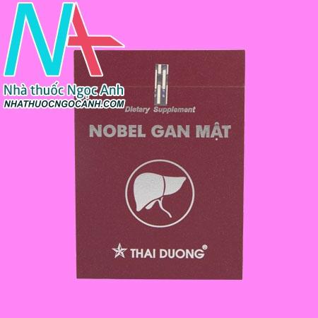 Nobel gan mật Sao Thái Dương