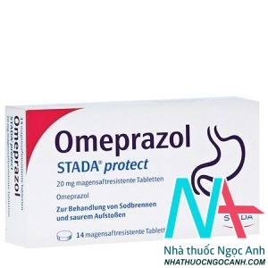 thuốc Omeprazol 20mg Stada