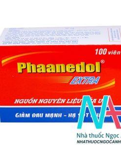thuốc Phaanedol Extra