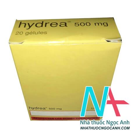 thuốc hydrea của pháp