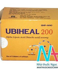 thuốc ubiheal 200