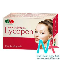 Viên dưỡng da Lycopen