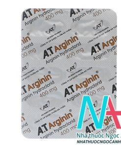A.T ARGININ giá bao nhiêu