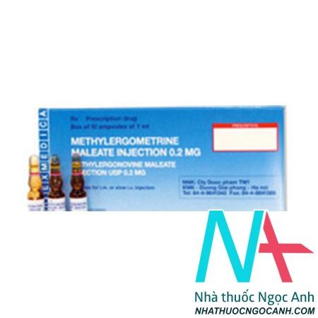 Thuốc Methyergomtrine maleate
