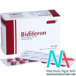Thuốc Bidiferon