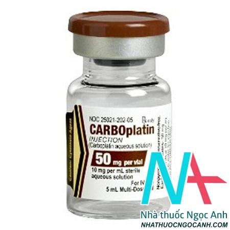 Hình ảnh: thuốc carboplatin