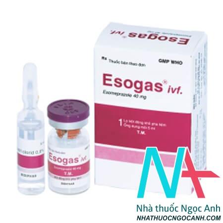 Thuốc Esogas ivf