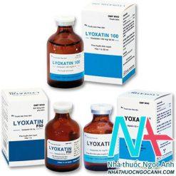 Lyoxatin 100