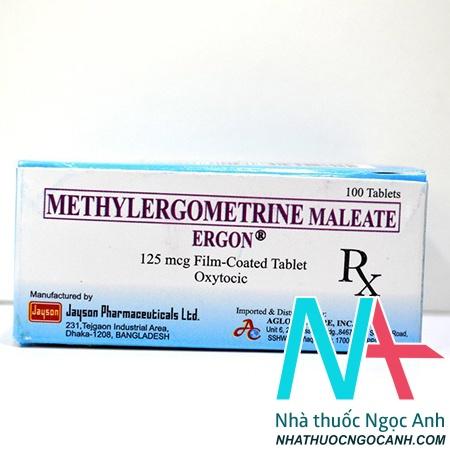 Methyergomtrine maleat