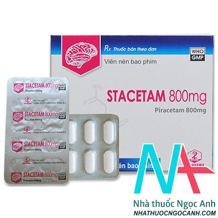 Hình ảnh: Thuốc Stacetam 800mg