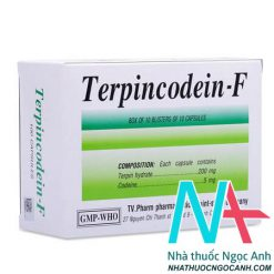 Thuốc Terpincodein-F