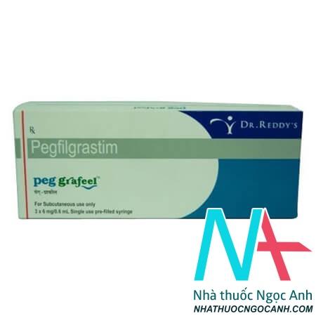 Thuốc Peg grafeel có tác dụng giảm biến chứng của bệnh nhân bị sốt do giảm bạch cầu trung tính