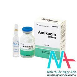 Thuốc Amikacin