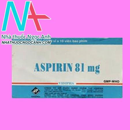 Aspirin 81mg