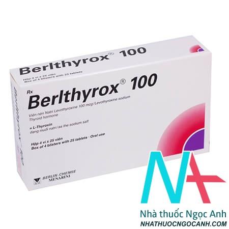 thuốc berlthyrox 100
