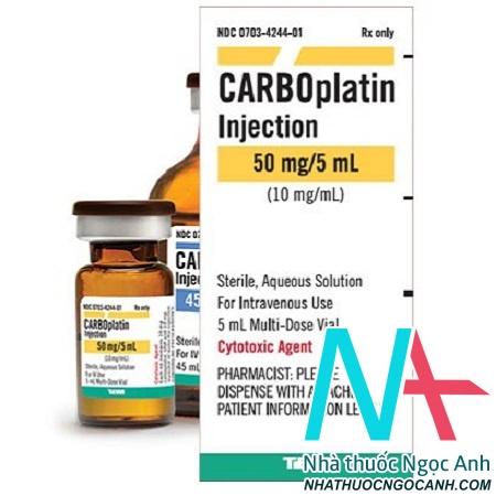 hình ảnh carboplatin