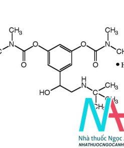 hoạt chất bambuterol
