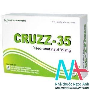 ảnh hộp thuốc Cruzz