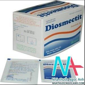 Thuốc diosmectit