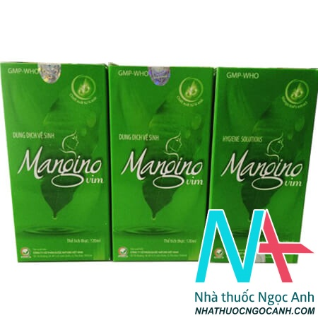 Dung dịch vệ sinh manginovim
