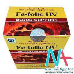 Fe-folic HV