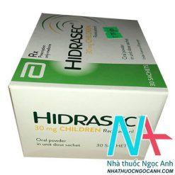 Thuốc Hidrasec 30mg children
