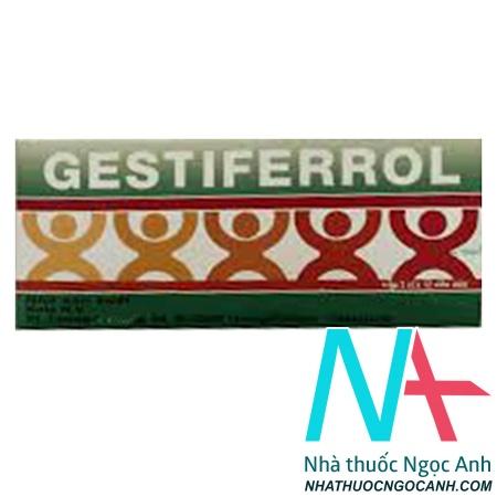 Thuốc Gestiferron