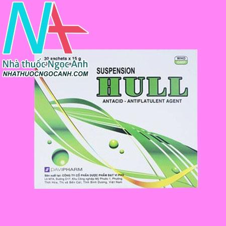 Hỗn dịch uống Hull