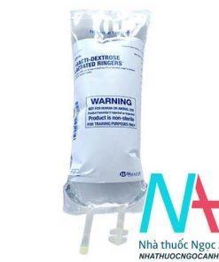 Chú ý trước khi sử dụng lactated ringer