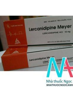 Thuốc Lercanidipine Meyer