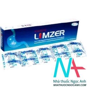 Limzer chữa trào ngược dạ dày tá tràng