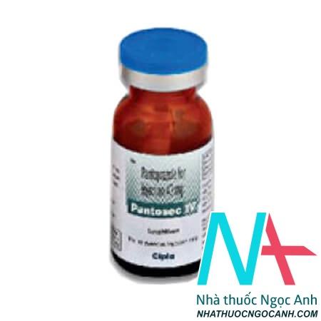 Thuốc Pantosec IV chỉ định điều trị loét tá tràng