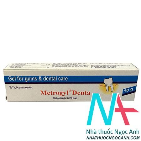 Metrogyl Denta