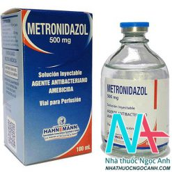 metronidazol kabi 500mg/100ml