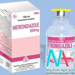 thuốc metronidazol kabi 500mg