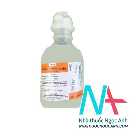 thuốc metronidazol kabi