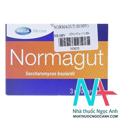 Thuốc Normagut Điều trị tiêu chảy