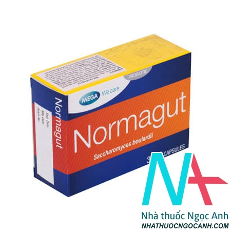 Thuốc Normagut giúp cân bằng hệ vi sinh vật đường ruột