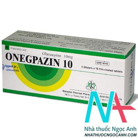 Thuốc Onegpazin 10