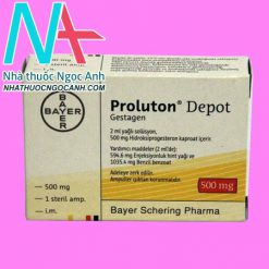 Proluton Depot 500mg