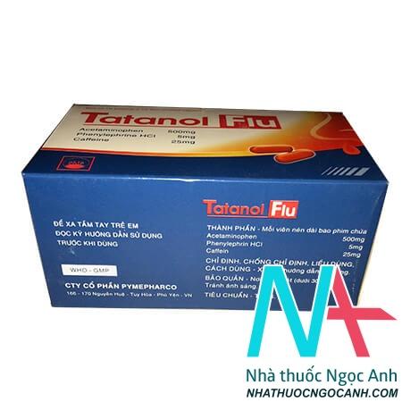 Tatanol Flu
