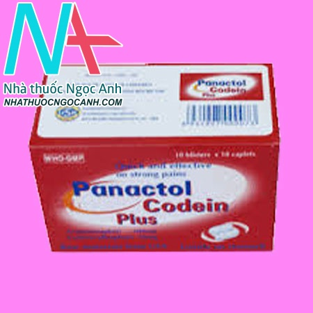 Panactol Codein plus