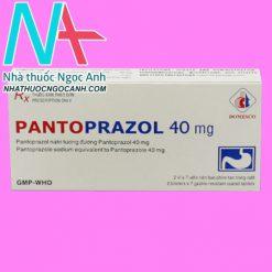 Pantoprazol 40 mg